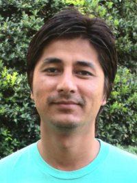 Sunil Laudari informal portrait