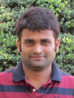 Informal portrait of Chhatra Joshi