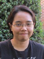 Informal portrait of Cilicia Uzziel Perez