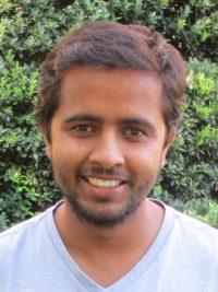 Nirmal Baral informal portrait