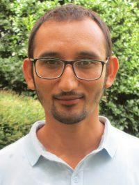 Portrait of Bhim Bahadur Bam