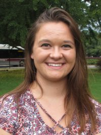 Portrait of Samantha Pedek
